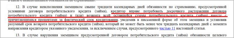 Возврат страховки Русский Стандарт по кредиту: пошаговая инструкция, образец заявления