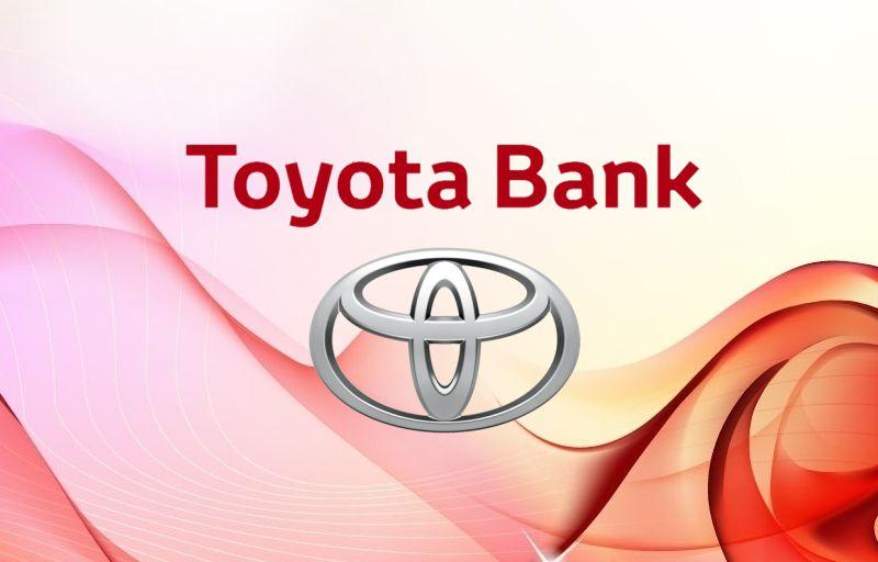 Фон Тойота Банк